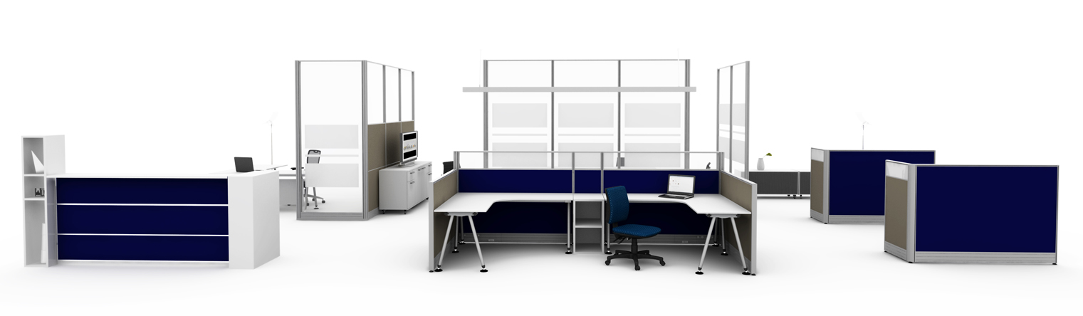 22 Amazing Office Furniture With Partitions