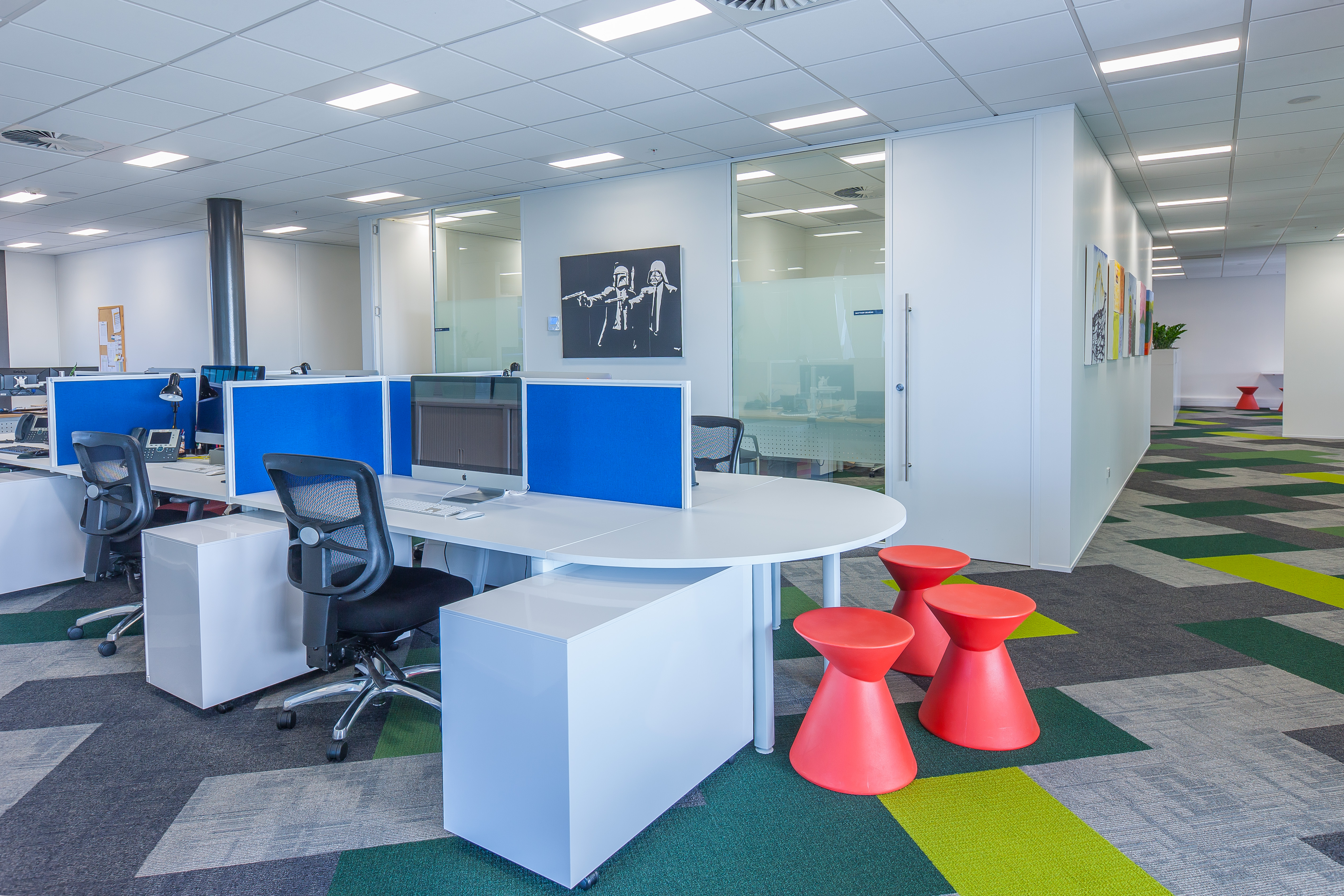 Ema Head Office Our Projects Damen Office Furniture