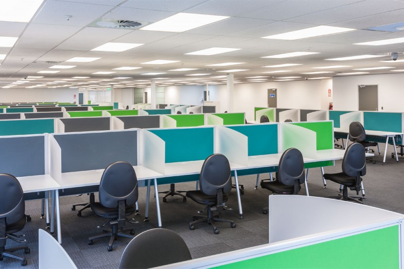 Sitel Call Centre Our Projects Damen Office Furniture